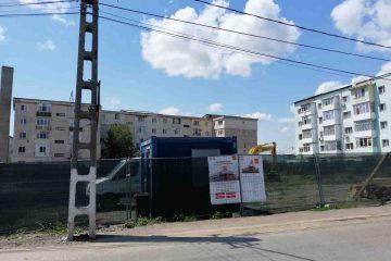 A început construcția unui nou supermarket, în Roman. Compania recrutează și personal pentru angajare