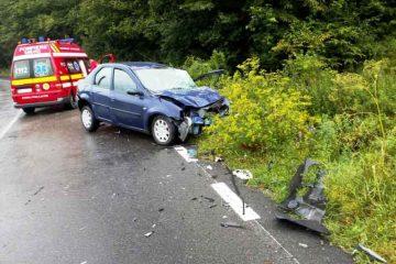 Neamț: accident rutier grav, cu două victime, în această dimineață