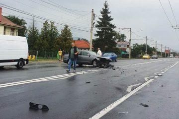 Neamț: accident rutier cu o victimă, pe fondul neacordării de prioritate