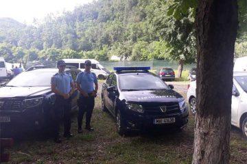 Activități cu ocazia zilei de 15 august, în zona Roman și în Neamț, supravegheate de jandarmii nemțeni