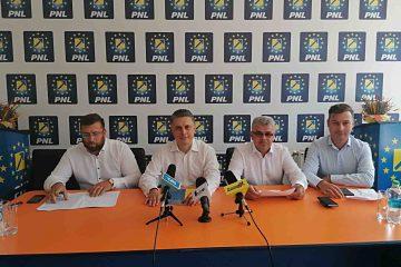 """PNL Neamț  îl invită pe președintele CJ Neamț Ionel Arsene la o dezbatere """"să arate că îi pasă de nemțeni!"""""""