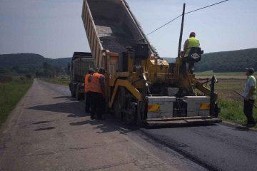 """Ionel Arsene: """"În câteva zile va fi încheiată modernizarea Drumului Județean 207C, în comuna Ion Creangă"""""""