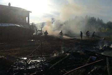 """Neamț: Soarele, """"vinovat"""" pentru un incendiu. Trei gospodării au fost afectate"""