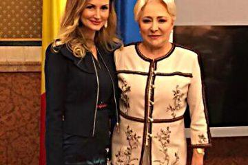 """Oana Bulai – susținere pentru Viorica Dăncilă:  """"O româncă sufletistă, pragmatică și responsabilă"""""""