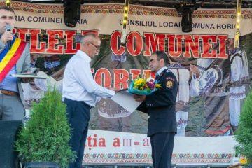 Felicitări! Plt. adj. Iuștiuc Dumitru și plt. adj. Bostan Cosmin au fost premiați de autoritățile locale