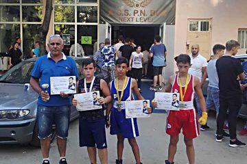 """CSM Roman – secția box – rezultate foarte bune obținute de sportivi la Memorialul """"Viorel Soroceanu"""""""