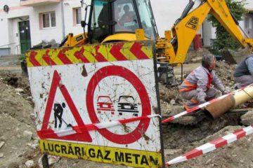Miercuri, 7 august, Delgaz Grid sistează alimentarea cu gaze naturale pe mai multe străzi din municipiul Roman