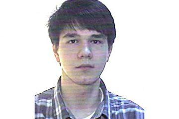 Tânăr din Roman, căutat de polițiști. Vlad a plecat de la domiciliu și nu s-a mai întors. Dacă îl vedeți, sunați la 112