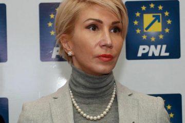 Raluca Turcan, prim-vicepreședinte PNL: Klaus Iohannis este garanția faptului că România poate face pasul către normalitate