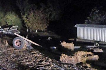 Neamț: accident grav cu mai multe victime – o căruță a fost spulberată de o mașină, în această dimineață