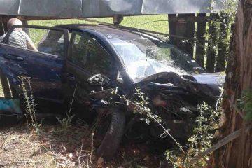 Accident rutier în Neamț: o fată este în comă, o femeie, cu fractură de bazin, alte două persoane cu multiple traumatisme
