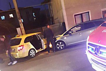În această seară: accident rutier – două autoturisme implicate