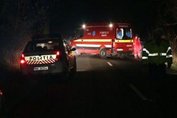 Neamț: patru persoane, victime într-un accident rutier produs pe fondul neatenției