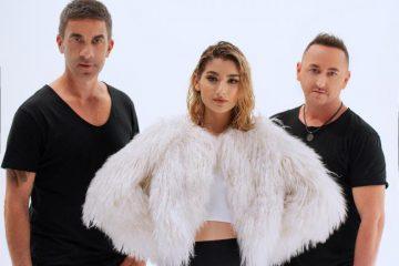 ANDIA, o tânără de 22 de ani, din Roman, este noua solistă a trupei DJ Project