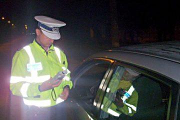 Bețivi la volan, depistați de polițiști la Tămășeni, Piatra Neamț și Fărcașa