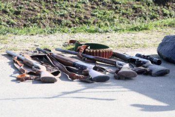 Neamț: braconieri italieni depistați cu 54 porumbei, 1 becațină, 5 potârniche, 2 iepuri de câmp și 281 bucăți prepelițe