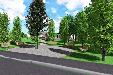 O investiție deosebită, de amenajare peisagistică a zonei Republicii – Smirodava, CA Rosetti, va începe în curând