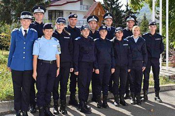 Jandarmeria Neamț își completează efectivele de ordine publică, pază și protecție instituțională