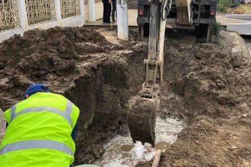 Avarie la rețeaua de apă de la Roman: care este cauza și care sunt soluțiile de remediere – oficial