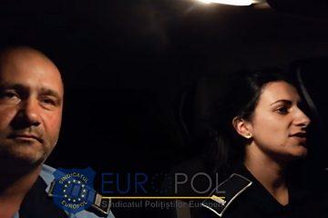 Video: Cât de frumos cântă polițiștii din Roman