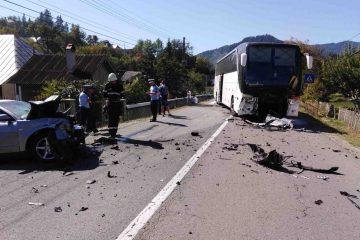 Ambulanța Neamț: accidente rutiere cu victime