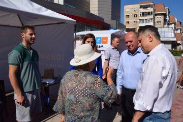 """Mugur Cozmanciuc: """"Liberalii din Neamț au strâns peste 60.000 de semnături pentru Klaus Iohannis. Acest lucru ne onorează și ne obligă"""""""