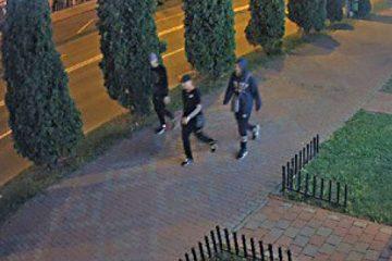Polițiștii nemțeni vă solicită sprijinul pentru identificarea a trei tâlhari. Dacă aveți informații, sunați la 112
