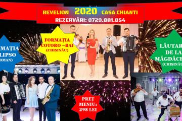REVELION DE VIS LA CASA CHIANTI!