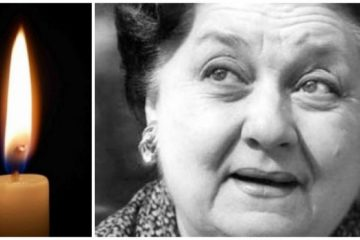 Național: Tamara Buciuceanu-Botez a murit, astăzi, la Spitalul Elias din Capitală