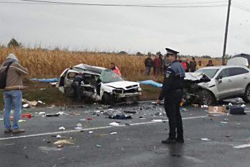 Mama, tata, fiul și iubita lui, toți morți în accidentul de la Bălțați, de ieri. Un bărbat din Neamț, implicat în accident