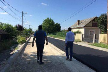 Încep lucrările de asfaltare în cartierul N. Bălcescu. Vor fi asfaltate 8 străzi