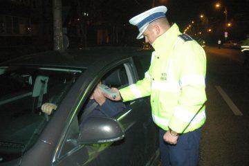 Depistat în trafic, în Roman, cu peste 0,50 mg/l alcool pur în aerul expirat
