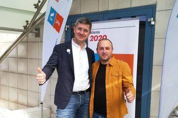 """Radu Samson: """"Vă invit mâine, la sediul USR Roman, să-l cunoașteți pe Dan Barna. E un tip simpatic, merită cunoscut!"""