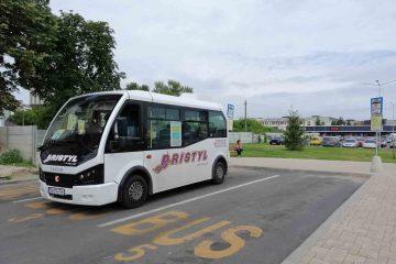 2.800 de călători, zilnic, folosesc transportul public în comun asigurat de PRISTYL