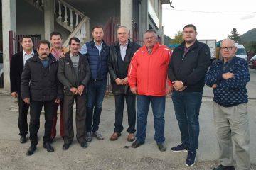Prim-vicepreședinte PNL Neamț George Lazăr l-a convins pe primarul de Borca să participe la o întâlnire PNL