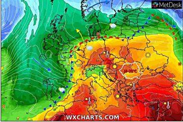 Vine vara indiană: vreme deosebit de caldă, maxime de până la 28-29 grade Celsius