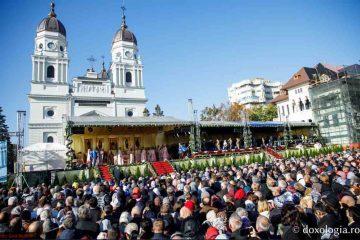 Programul manifestărilor dedicate sărbătorii hramului Sfintei Cuvioase Parascheva, de la Iași 11 – 15 octombrie