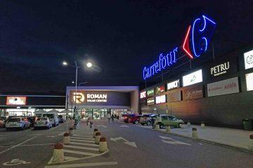 La început a fost UMARO, acum, sunt 500 locuri de parcare, peste 20.000 mp spații comerciale unde lucrează 600 de oameni