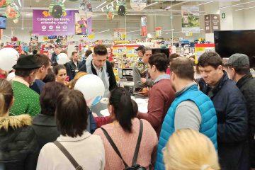 Pe 1 decembrie, sărbătorește românește, la Carrefour Roman