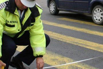 Neamț: O adolescentă și doi copii au fost accidentați în timp ce traversau strada pe trecerea pentru pietoni