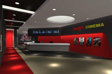 Din decembrie, romașcanii pot merge la un nou cinema…la Bacău. Se deschide HAPPYCINEMA, la Hello Shopping Park