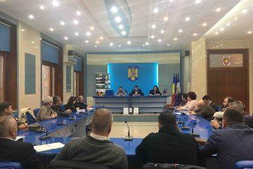 Comitet Local pentru Situații de Urgență în privința crizei apei, la Roman