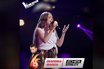 Vocea României: Diandra Bancu merge mai departe în echipa lui Horia
