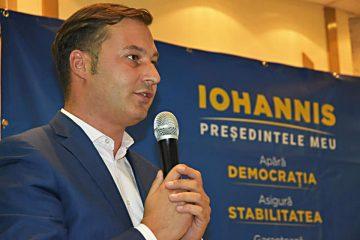 Avocatul George Lazăr s-a înscris la concursul organizat de Primăria Roman, pentru o funcție publică de conducere