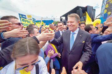 Klaus Iohannis a câștigat turul al doilea al alegerilor prezidențiale – rezultate exit poll, ora 21.00