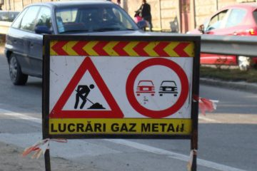 Consumatorii de pe 13 străzi, din Roman, vor rămâne luni, 11 noiembrie, fără gaze naturale – se execută lucrări