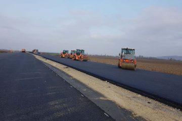 Singurul tronson de autostradă din Moldova va face legătura dintre Săucești (DN2 Roman – Bacău) și Letea Veche