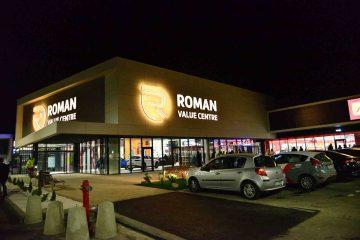 Un an de Roman Value Centre; sute de locuri de muncă și o amenajare modernă. Vă aduceți aminte cum a fost ?