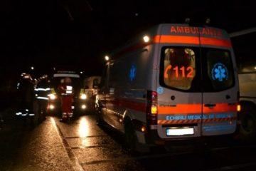 Ambulanța Neamț – intervenții de Crăciun: bărbat spânzurat, la Bistrița, bărbat mort, la Roman și accidente rutiere