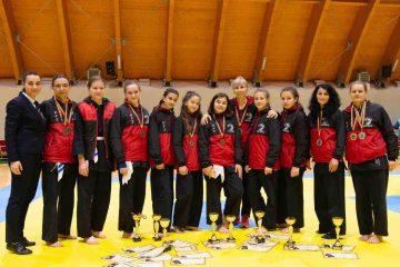 Sportivii Clubului Bao Roman sunt de…aur. Locul I la Campionatul Național de Qwan Ki Do  – CO VO DAO